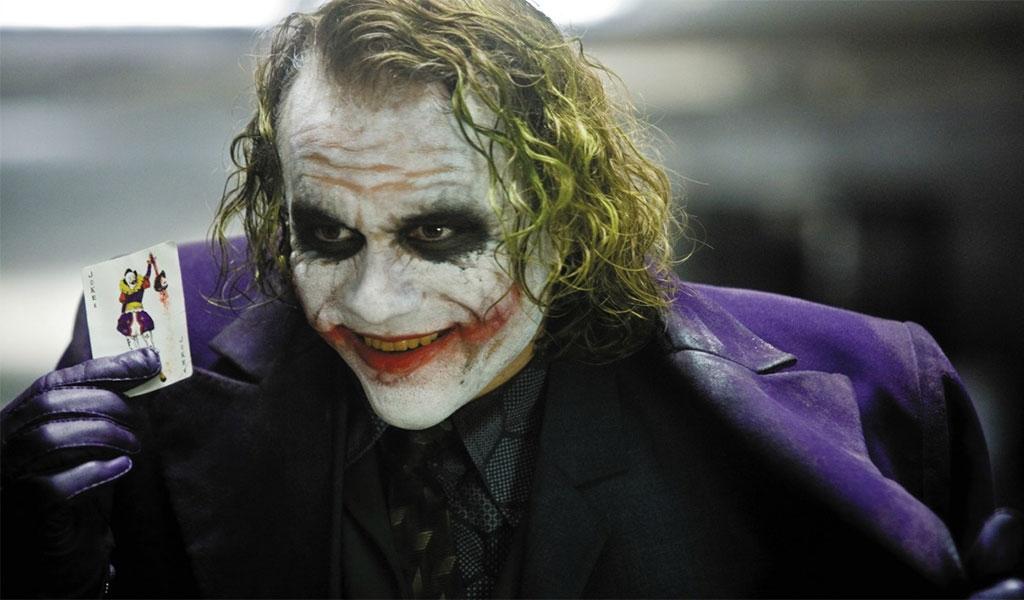 The Joker Chaotic Evil alignment